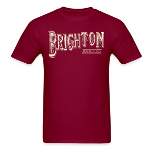 Brighton Boston - Men's T-Shirt