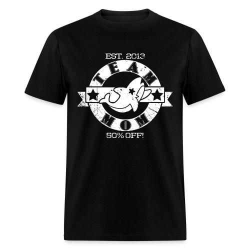 Team Mom Black - Men's T-Shirt