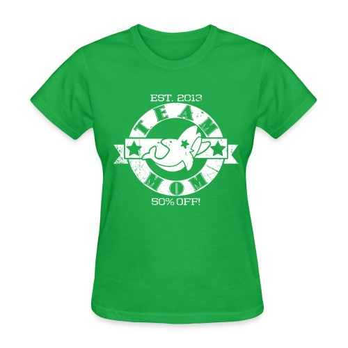Ladies Team Mom - Women's T-Shirt