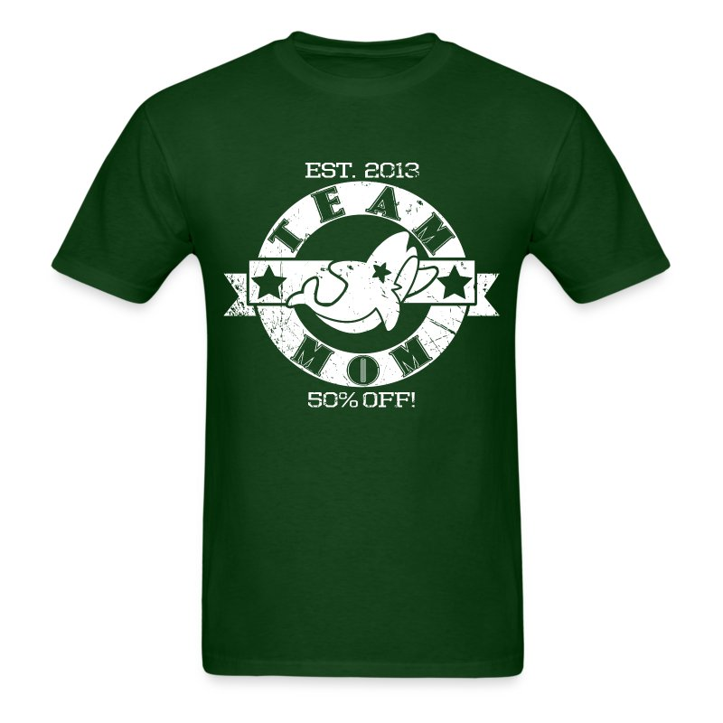 Team Mom - Men's T-Shirt