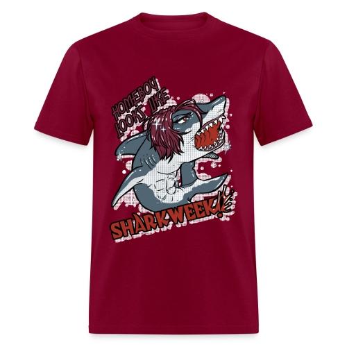 Shark Week Shirt - Men's T-Shirt