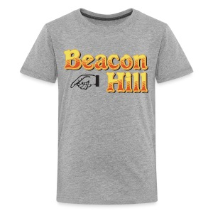 Beacon Hill Boston - Kids' Premium T-Shirt