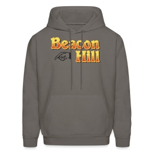 Beacon Hill Boston - Men's Hoodie