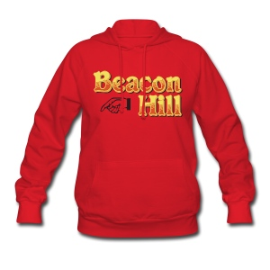 Beacon Hill Boston - Women's Hoodie