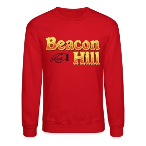 Beacon Hill Boston - Crewneck Sweatshirt