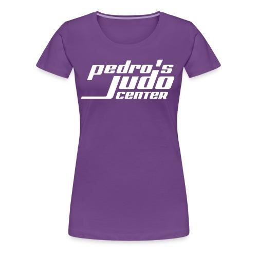 Logo Women's Tee - Women's Premium T-Shirt