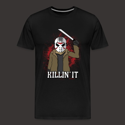 Killin' It Horror Shirt - Men's Premium T-Shirt