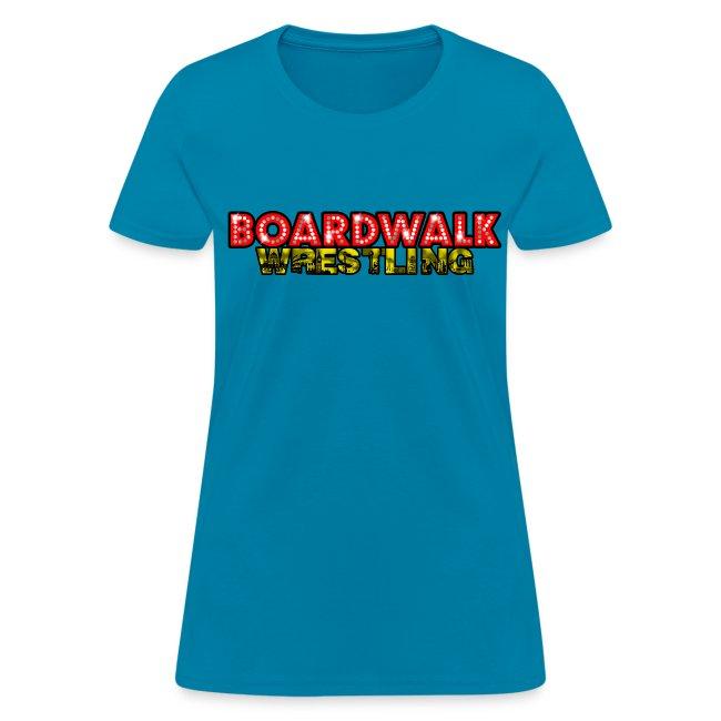 Boardwalk Wrestling Logo 2015