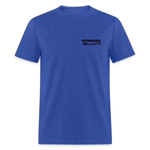 Men's Double Sided T-Shirt - Black Logo - Men's T-Shirt
