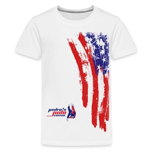 Patriotic Tee - Kids' Premium T-Shirt