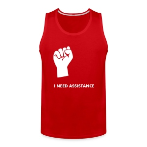 I need assistance tank - Men's Premium Tank