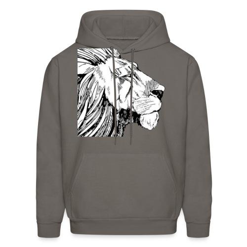 Lion Hoodie - Men's Hoodie