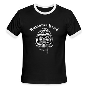 Men's Ramonerhead Ringer T - Men's Ringer T-Shirt