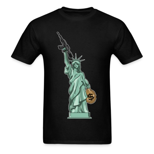 Freedom Costs (T-Shirt) - Men's T-Shirt