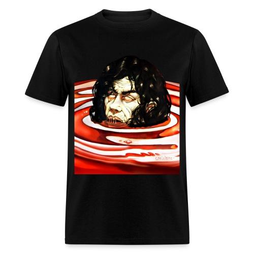 Blood Head cutaway - Men's T-Shirt