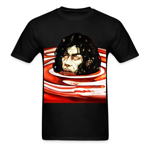 Blood Head cutaway - Men's T-Shirt