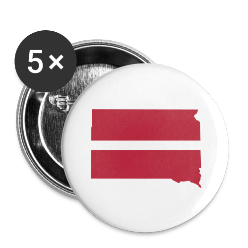 Sodak Equalitees Button - Large Buttons