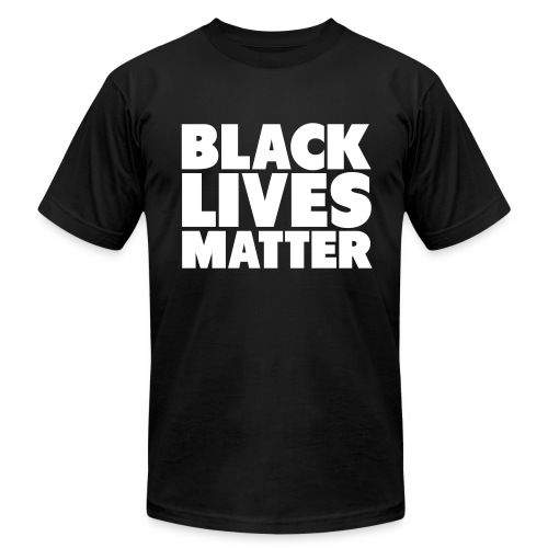 Black Lives Matter - Men's Fine Jersey T-Shirt