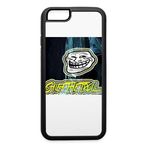 offical chiefthetroll iphone 6 case! - iPhone 6/6s Rubber Case