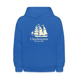 Charlestown Boston - Kids' Hoodie