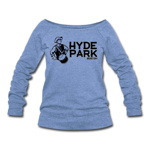 Hyde Park Boston - Women's Wideneck Sweatshirt