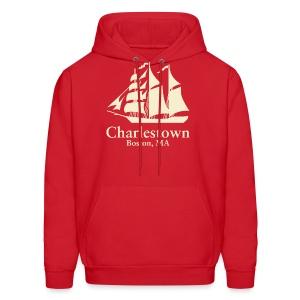 Charlestown Boston - Men's Hoodie