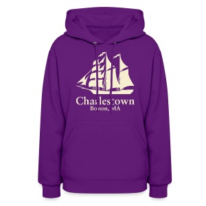 Charlestown Boston - Women's Hoodie