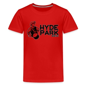 Hyde Park Boston - Kids' Premium T-Shirt