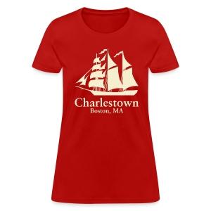 Charlestown Boston - Women's T-Shirt
