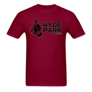 Hyde Park Boston - Men's T-Shirt