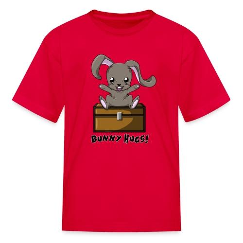 Bunny Hugs Kids' T-Shirt - Kids' T-Shirt