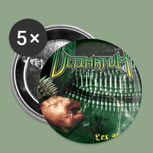 Ultimatum - Lex Metalis Button - Small Buttons