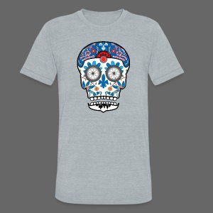 Day of Detroit - Unisex Tri-Blend T-Shirt