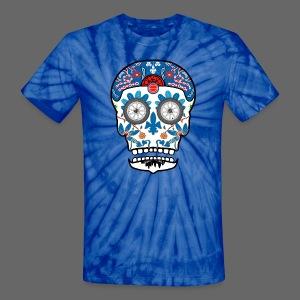 Day of Detroit - Unisex Tie Dye T-Shirt