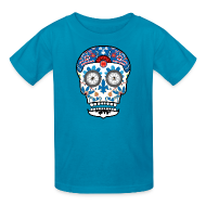 Kids' Shirts ~ Kids' T-Shirt ~ Day of Detroit