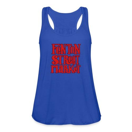 Women's Tank - Women's Flowy Tank Top by Bella