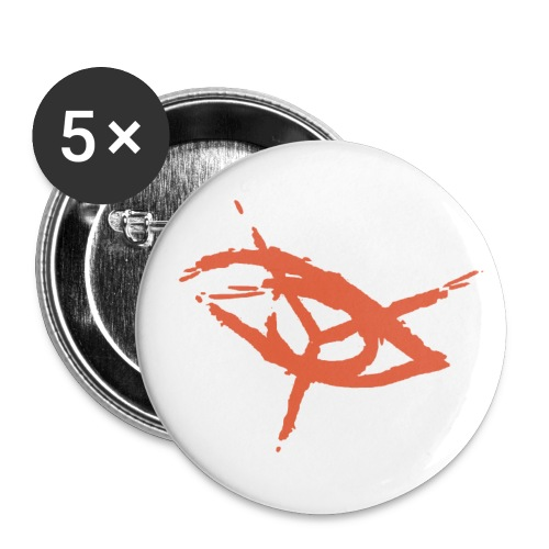 netrunner anarch - Small Buttons
