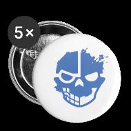 Buttons ~ Small Buttons ~ netrunner criminal