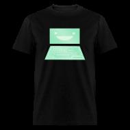 T-Shirts ~ Men's T-Shirt ~ netrunner screen