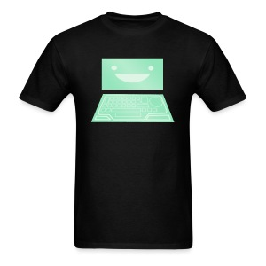 netrunner screen - Men's T-Shirt