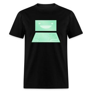 netrunner screen - Men's T-Shirt