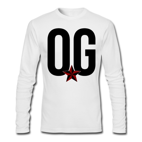 OxG long-sleeved - Men's Long Sleeve T-Shirt by Next Level