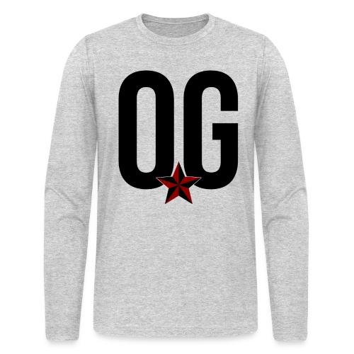OxG long-sleeved - Men's Long Sleeve T-Shirt by Next Level