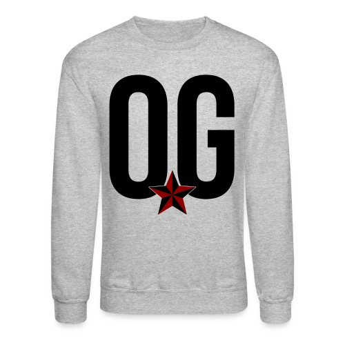 OG sweater - Crewneck Sweatshirt