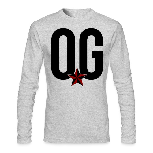 O.G. longsleeved shirt - Men's Long Sleeve T-Shirt by Next Level