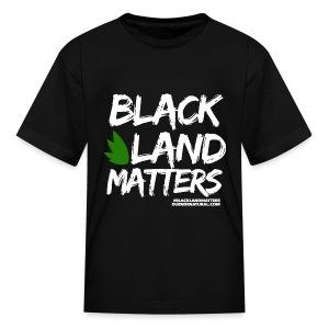 Duende #BlackLandMatters V3 Kid's - Kids' T-Shirt
