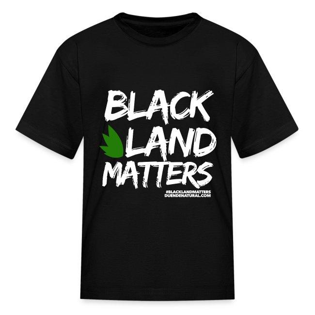 Duende #BlackLandMatters V3 Kid's