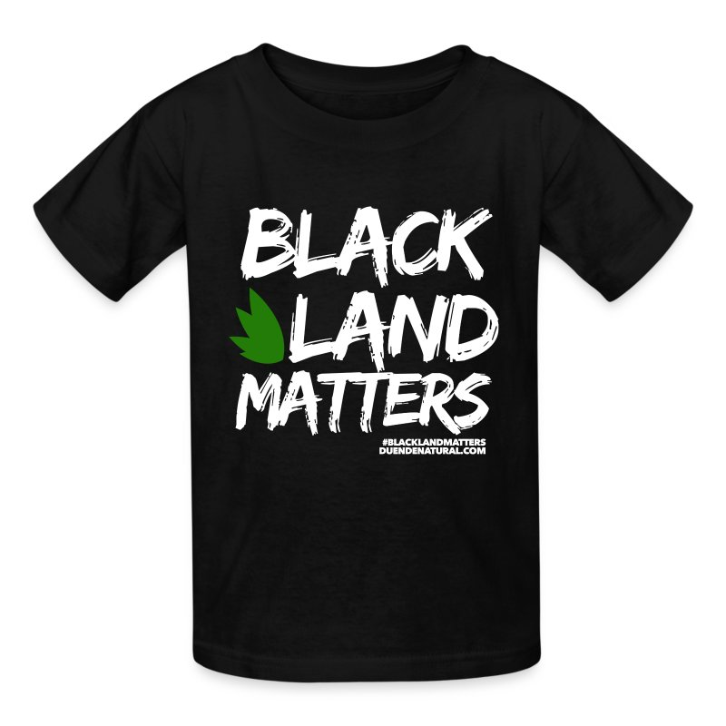Duende #BlackLandMatters V3 Kid's - Kids' T-Shirt