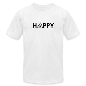 Happy Illuminati! (Men's) - Men's Fine Jersey T-Shirt