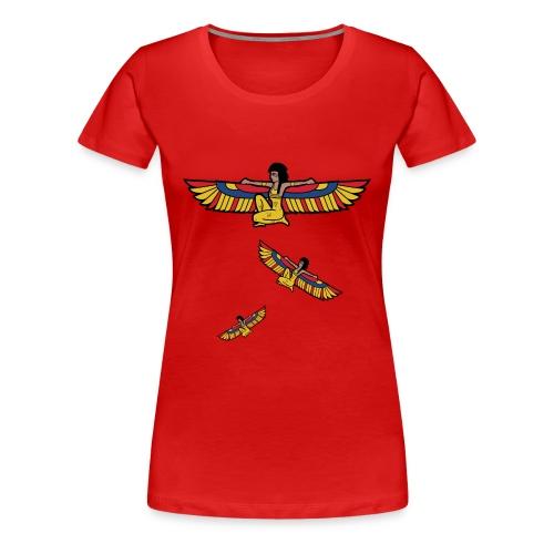 She's Royal (Woman's T-Shirt) - Women's Premium T-Shirt